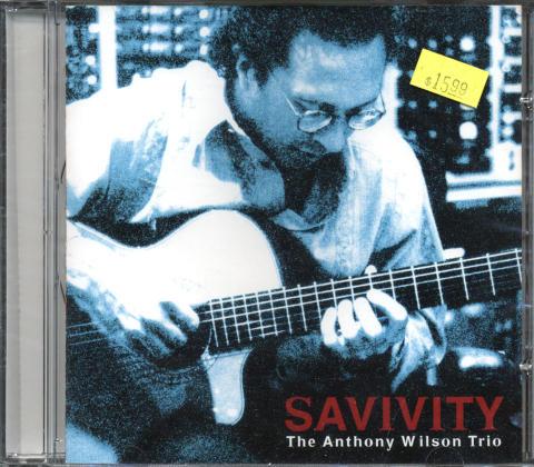 The Anthony Wilson Trio CD