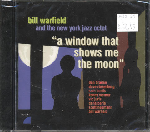 Bill Warfield CD