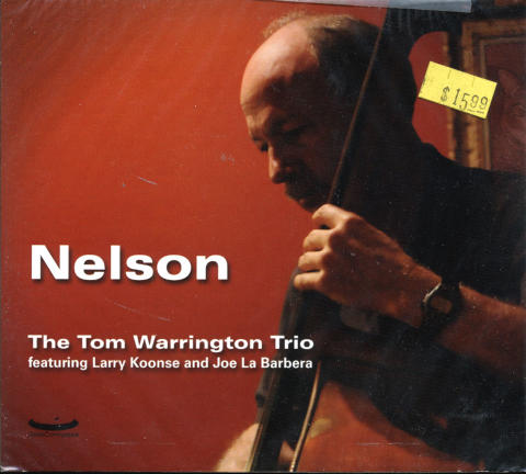 The Tom Warrington Trio CD