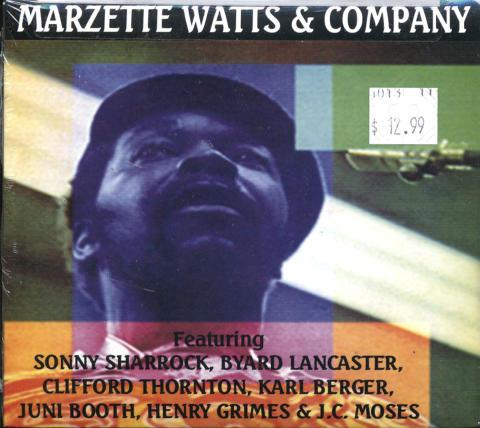 Marzette Watte & Company CD