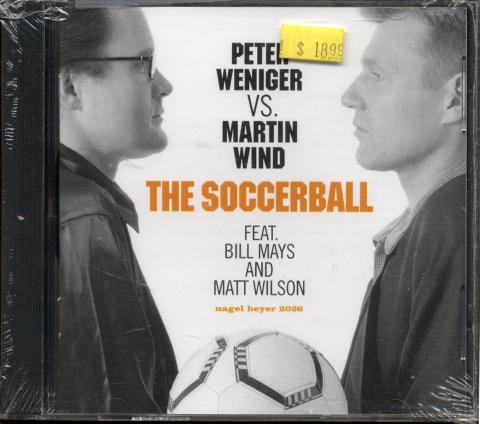 Peter Weniger VS. Martin Wind CD