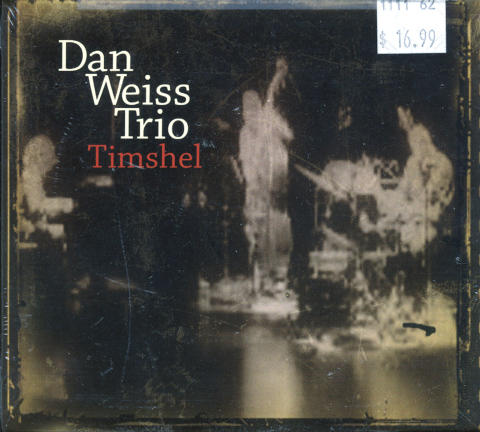 Dan Weiss CD