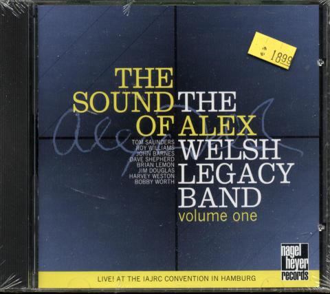Alex Welsh Legacy Band CD