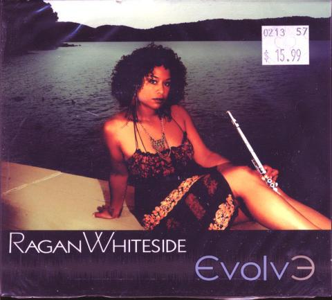 Ragan Whiteside CD
