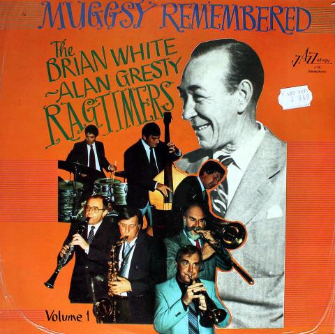 "The Brian White/Alan Gresty Ragtimers Vinyl 12"""