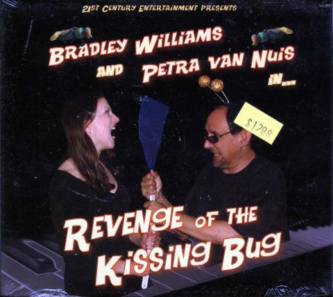 Bradley Williams and Petra Van Nuis CD