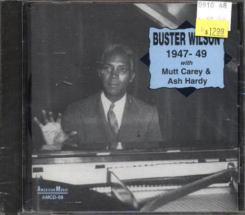 Buster Wilson CD