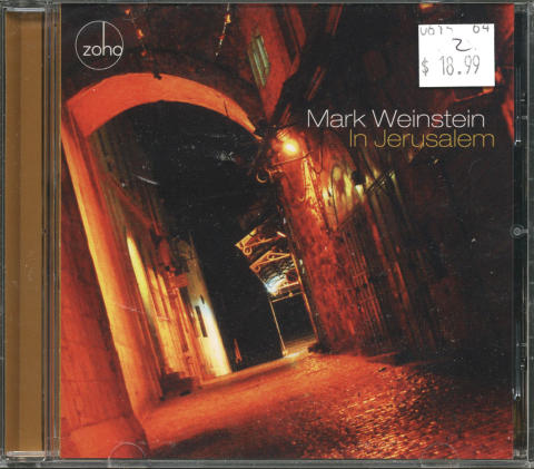 Mark Weinstein CD