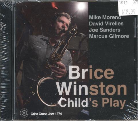 Brice Winston CD