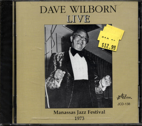 Dave Wilborn CD
