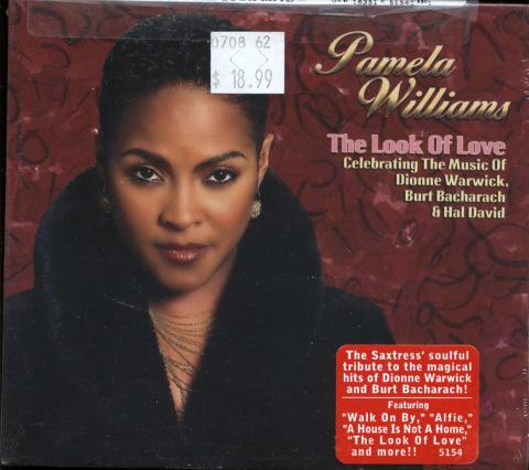 Pamela Williams CD