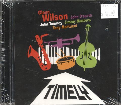 Glenn Wilson CD