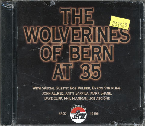 The Wolverines of Bern at 35 CD