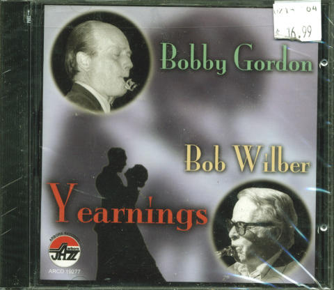 Bobby Gordon CD