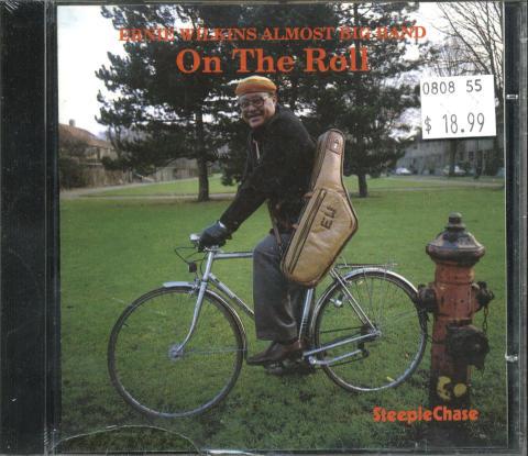 Ernie Wilkins Almost Big Band CD