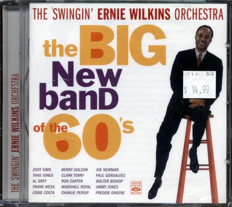 Ernie Wilkins Orchestra CD