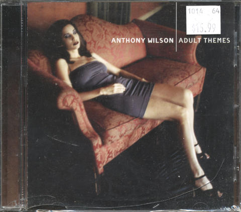 Anthony Wilson CD