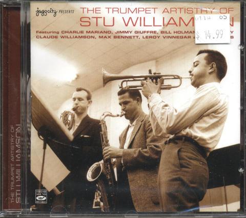 Stu Williamson CD