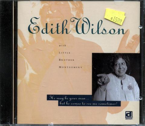 Edith Wilson CD