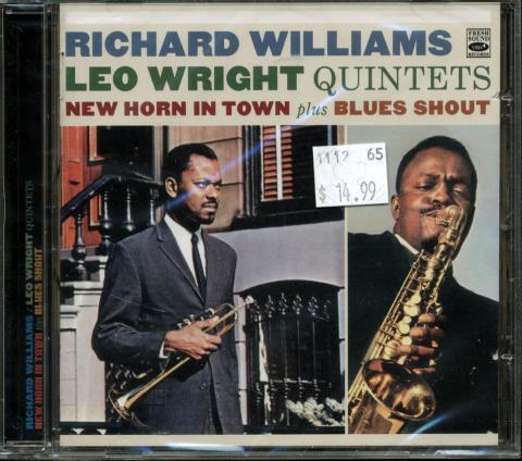 Richard Williams CD