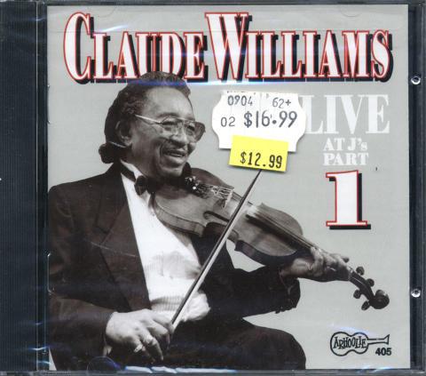 Claude Williams CD