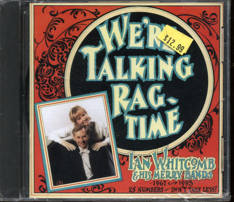 Ian Whitcomb & His Merry Bands CD