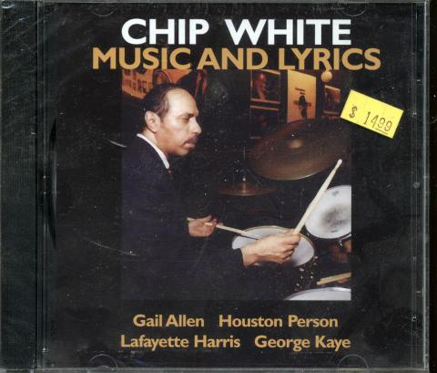 Chip White CD
