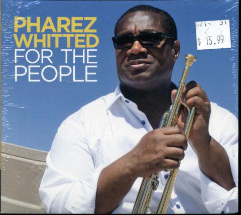 Pharez Whitted CD
