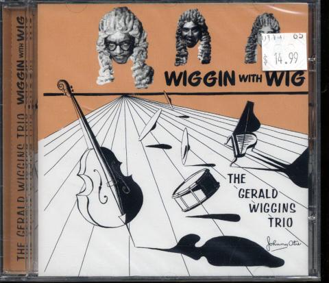 The Gerald Wiggins Trio CD