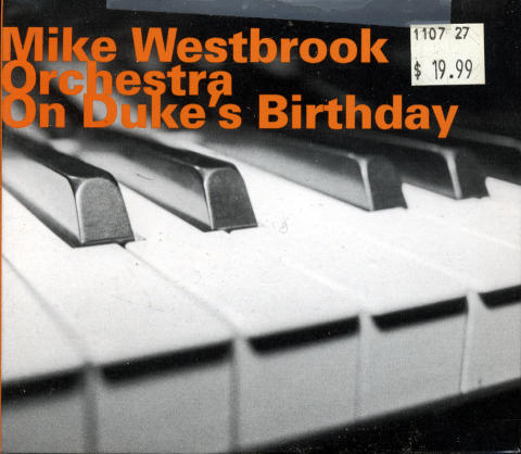 Mike Westbrook Orchestra CD