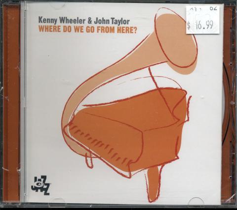 Kenny Wheeler & John Taylor CD