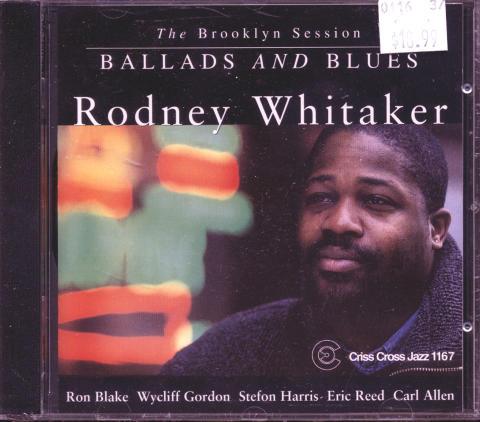 Rodney Whitaker CD