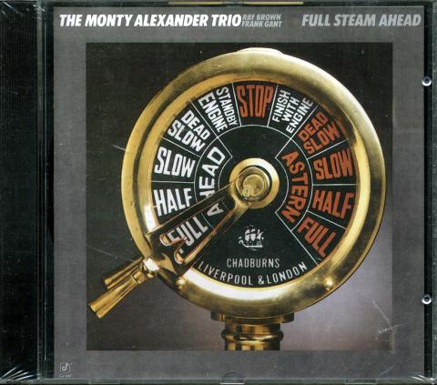 The Monty Alexander Trio CD