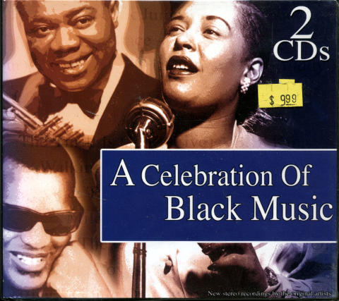 A Celebration of Black Music CD