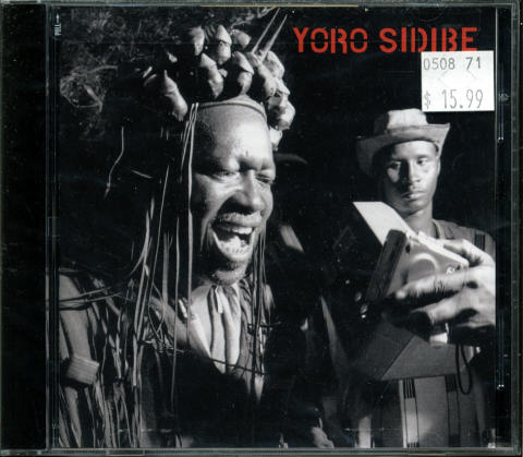 Yoro Sidibe CD