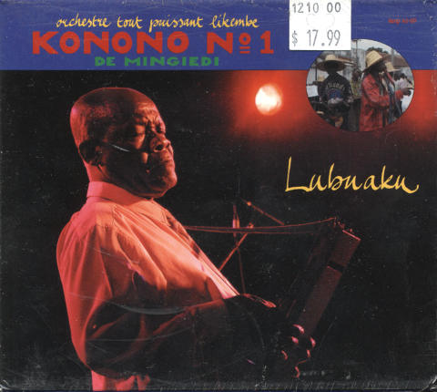 Konono No 1 CD