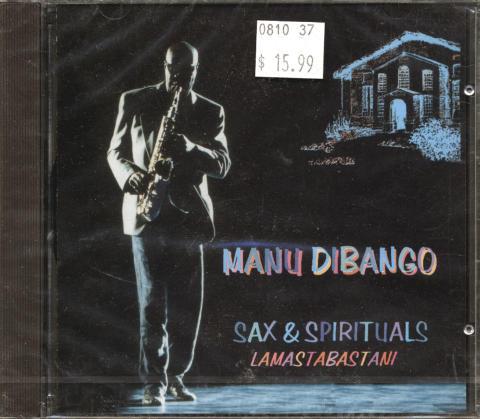 Manu Dibango CD