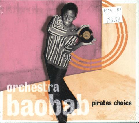 Orchestra Baobab CD