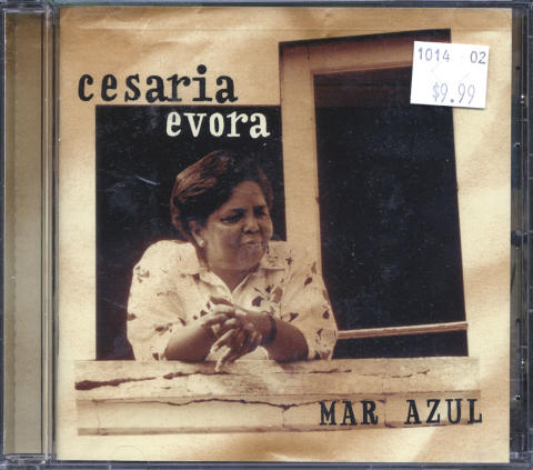 Cesaria Evora CD