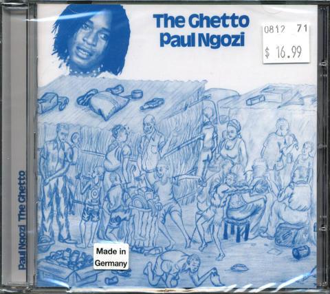 Paul Ngozi CD
