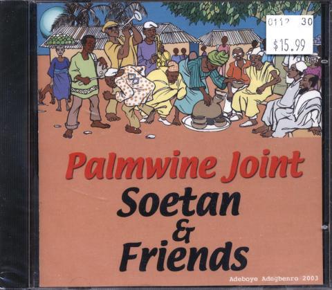 Soetan & Friends CD