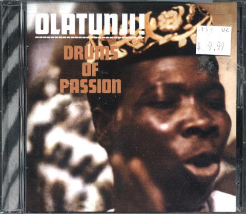 Olatunji CD