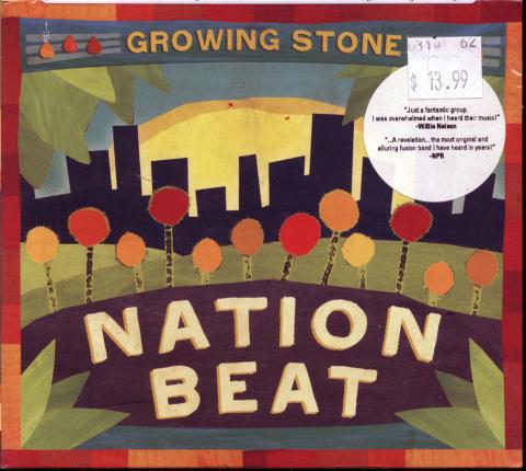 Nation Beat CD