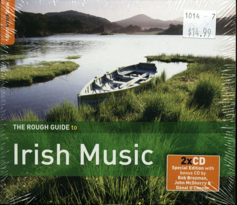 The Rough Guide to Irish Music CD