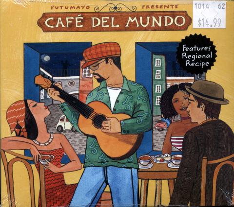 Cafe Del Mundo CD