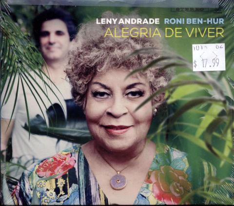 Lenny Andrade CD