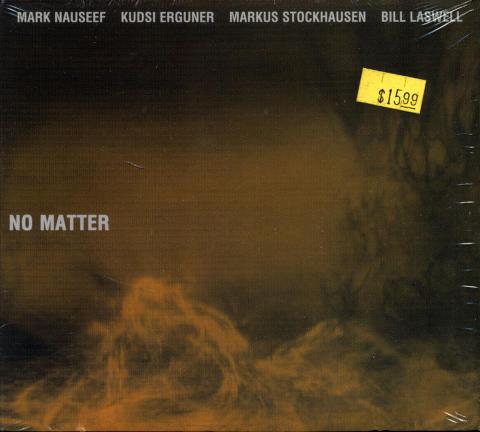 Mark Nauseef CD