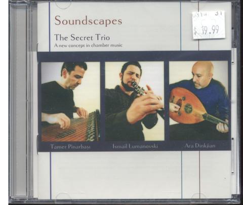 The Secret Trio CD
