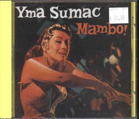 Yma Sumac CD