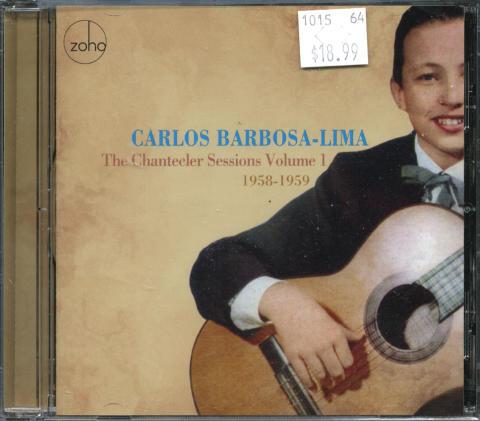 Carlos Barbosa-Lima CD